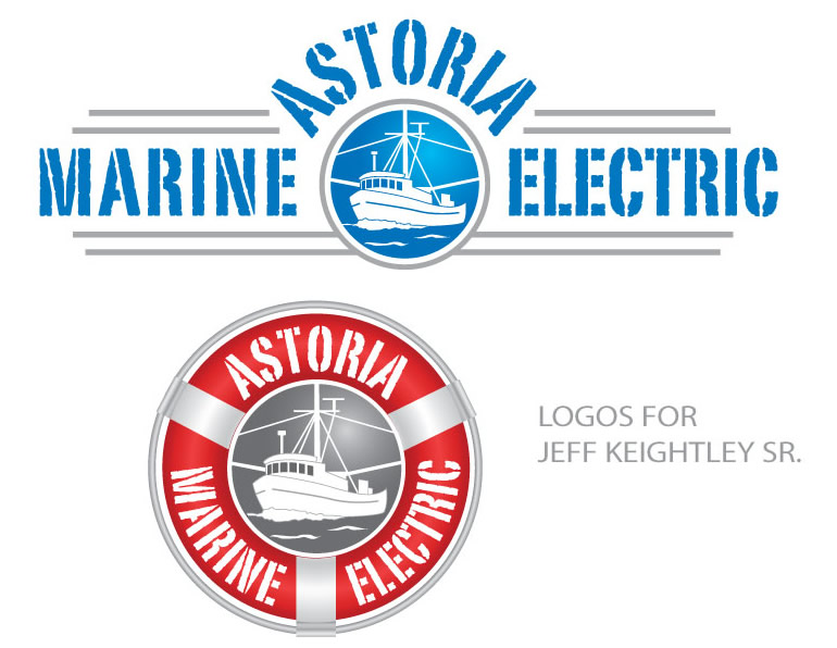 astoria marine electric